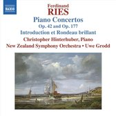 Ries: Piano Concertos Vol.5
