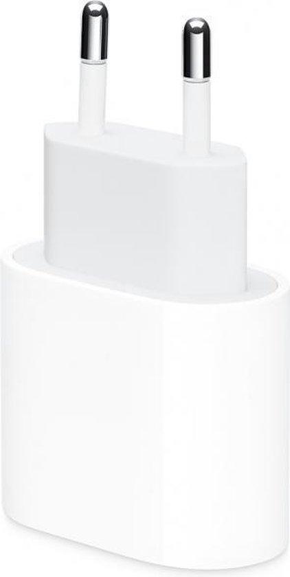 Apple 20W USB-C Power oplader - Wit - Apple