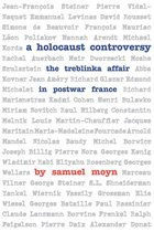 Boek cover A Holocaust Controversy van Samuel Moyn