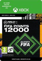 12.000 FUT Punten - FIFA 21 Ultimate Team - In-Game tegoed – Xbox One/Series Download - NL