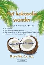 Het Kokosoliewonder - Boek