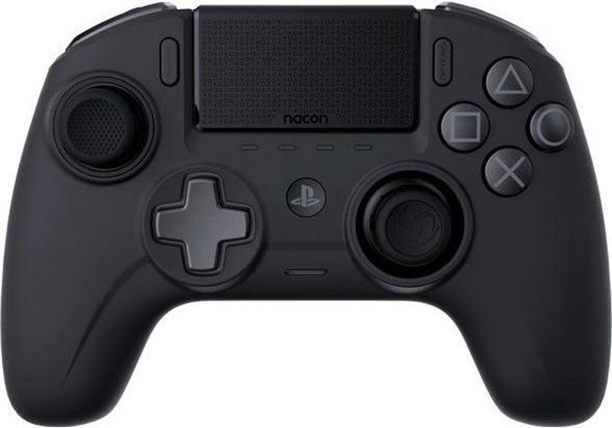 Nacon Revolution Unlimited Pro Official Licensed Controller - PS4 - Zwart
