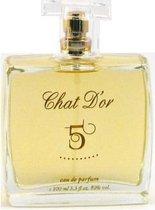 Chat D'or 5 geparfumeerd water 100ml
