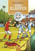 De voetbalhockeyers 3 -   Rake klappen