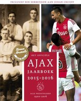 Omslag Het officiële Ajax jaarboek 2015-2016