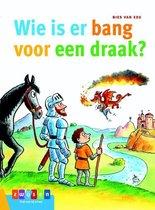 Leesserie Estafette  -   Wie is er bang voor een draak?