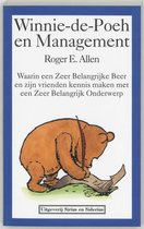 Boek cover Winnie-de-Poeh en management van R.E. Allen
