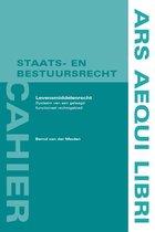 Ars Aequi cahiers Staats- en bestuursrecht  -   Voedingsmiddelenrecht