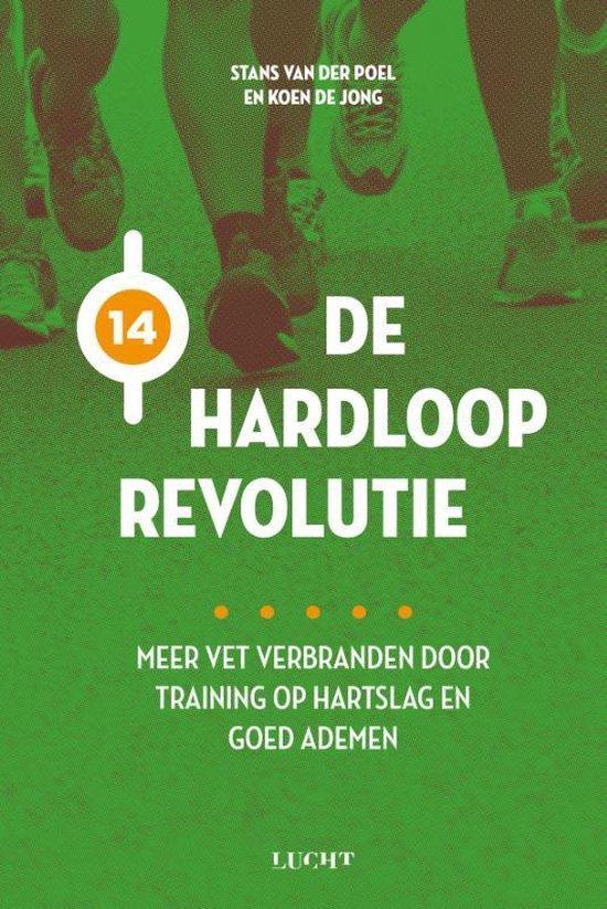 Boek cover De hardlooprevolutie van Stans van der Poel (Paperback)