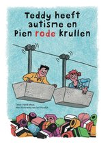 Teddy heeft autisme en Pien rode krullen
