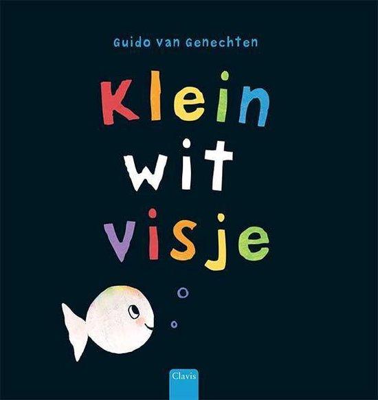 Clavis Klein wit visje. 2+