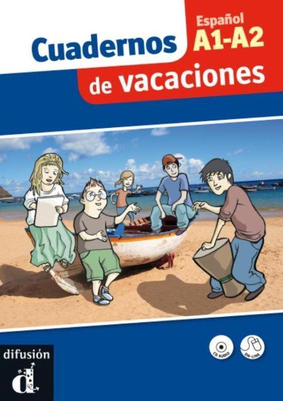 Cuadernos de vacaciones A1-A2 + CD