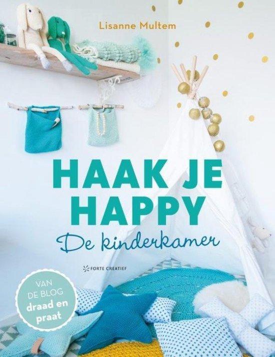 Forte Boek - Haak je happy - De Kinderkamer Lisanne Multem
