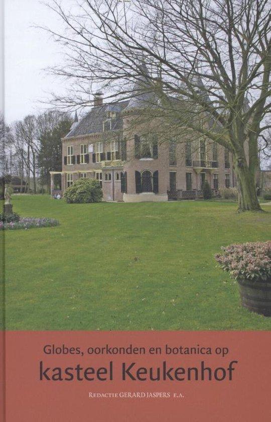 Boek cover Jaarboek kasteel Keukenhof 6 -   Globes, oorkonden en botanica op kasteel Keukenhof van  (Hardcover)