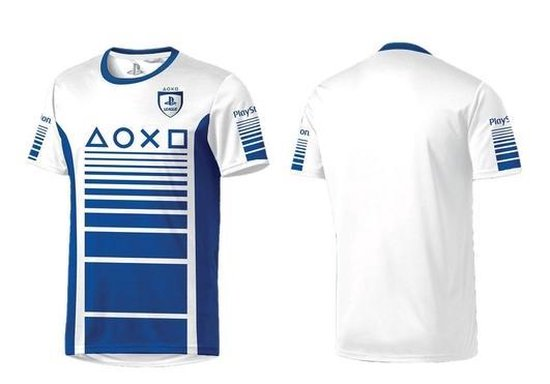 PLAYSTATION - T-Shirt Esport Jersey Playstation Speed (L)