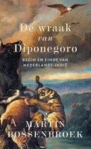 Boek cover De wraak van Diponegoro van Martin Bossenbroek (Hardcover)