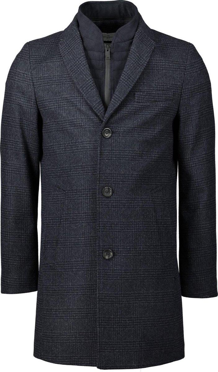 Jac Hensen Premium Jas - Slim Fit - Blauw - 50