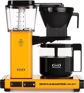 Filterkoffiemachine KBG Select, Yellow Pepper – Moccamaster