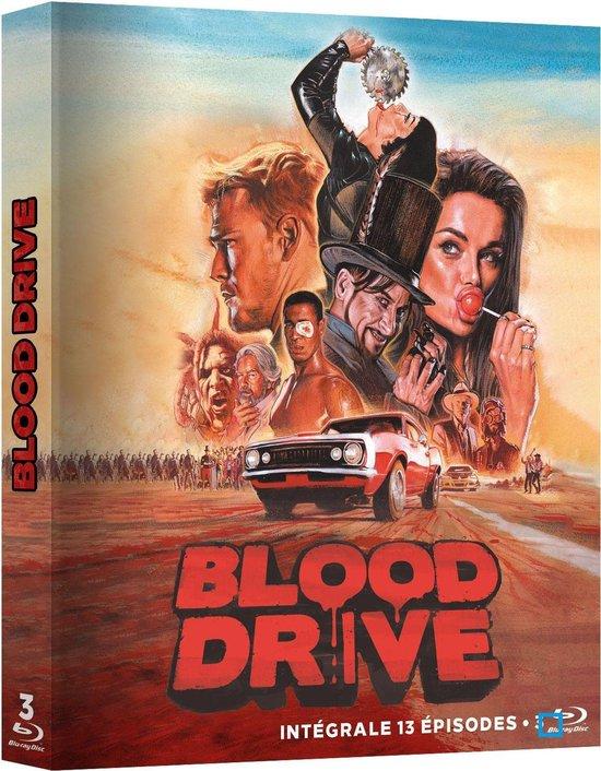 Blood Drive - Coffret 3 Blu-Ray