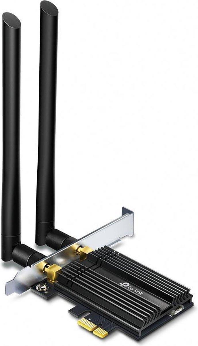 TP-Link Archer TX50E - Wireless Netwerkadapter - Geschikt voor WiFi 6