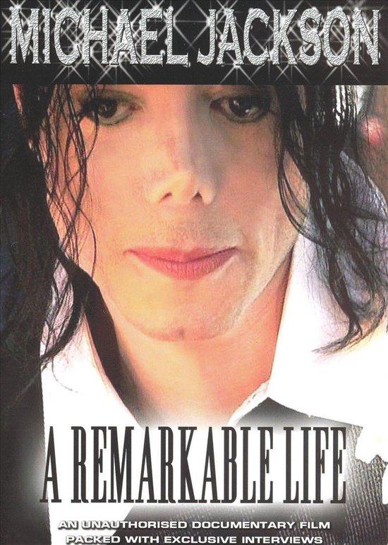 Cover van de film 'A Remarkable Life'
