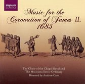 The Choir Of The Chapel Royal And T - Various: Music At The Coronation Of King J