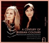 Thomas Camille /Berrut Beatrice - A Century Of Russian Colours