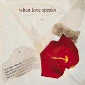 Various - When Love Speaks - Shakespeare
