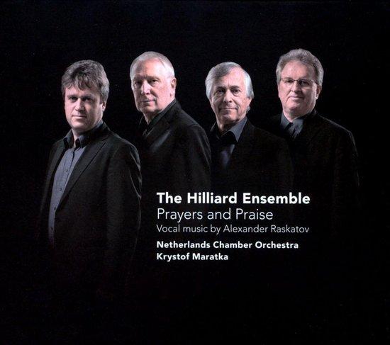 Hilliard Ensemble - Prayers And Praise