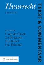 Tekst & Commentaar  -   Huurrecht