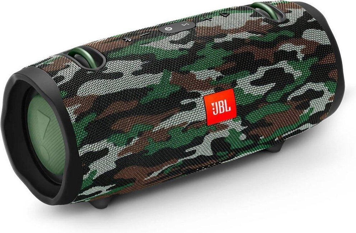 JBL Xtreme 2 Squad Camouflage - Draagbare Bluetooth Speaker