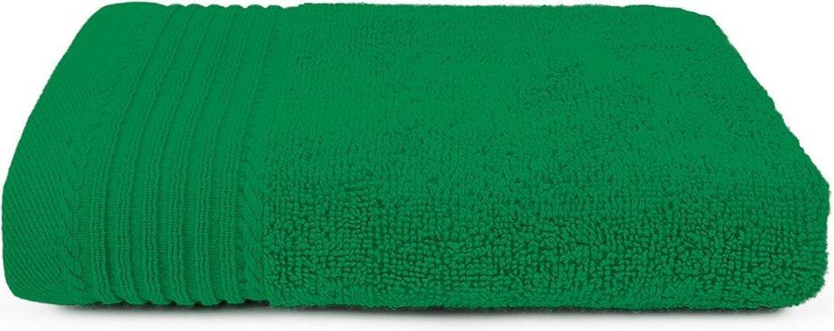 The One 450gr Handdoek Groen 50x100cm - The One