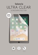 Selencia Screenprotector 2-in-1 voor iPad Pro 11 (2018 / 2020) / Air (2020)