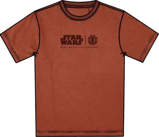 Star Wars X Element Red Clay Xl