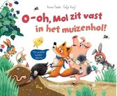 O-oh, Mol zit vast in het muizenhol!