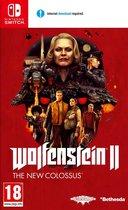 Wolfenstein 2: The New Colossus Nintendo Switch