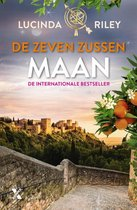 Boek cover De Zeven Zussen 5 - Maan van Lucinda Riley (Paperback)
