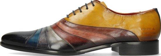 Melvin & Hamilton Heren Oxford schoenen Toni 43