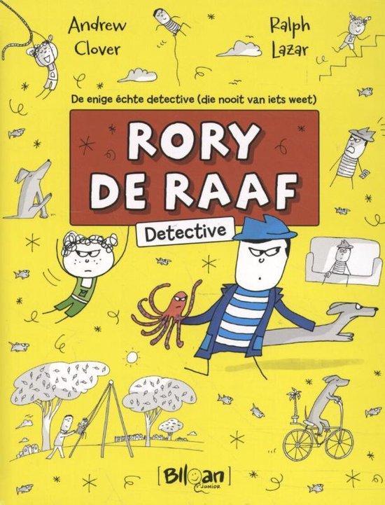 Rory De Raaf 1 -   Rory De Raaf - Detective
