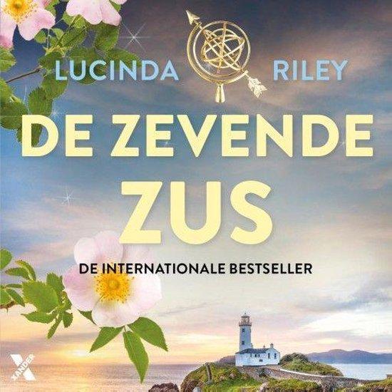 Boek cover De zevende zus van Lucinda Riley (Onbekend)