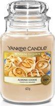 Almond Cookie - Large Jar