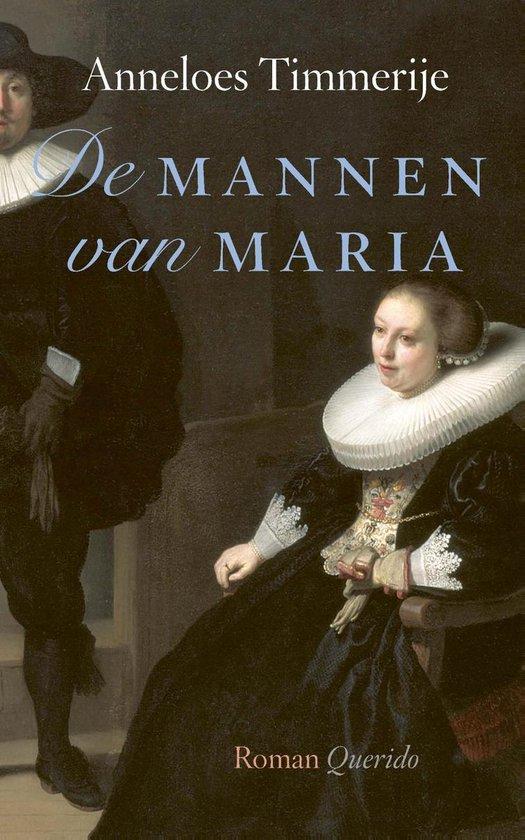 Boek cover De mannen van Maria van Anneloes Timmerije (Paperback)