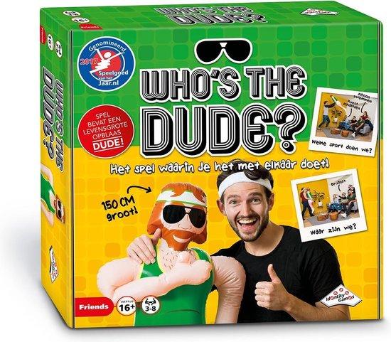 Who's the Dude? - Partyspel - Identity Games