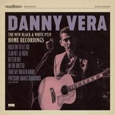 CD cover van New Black And White Pt.IV - Home Recordings van Danny Vera
