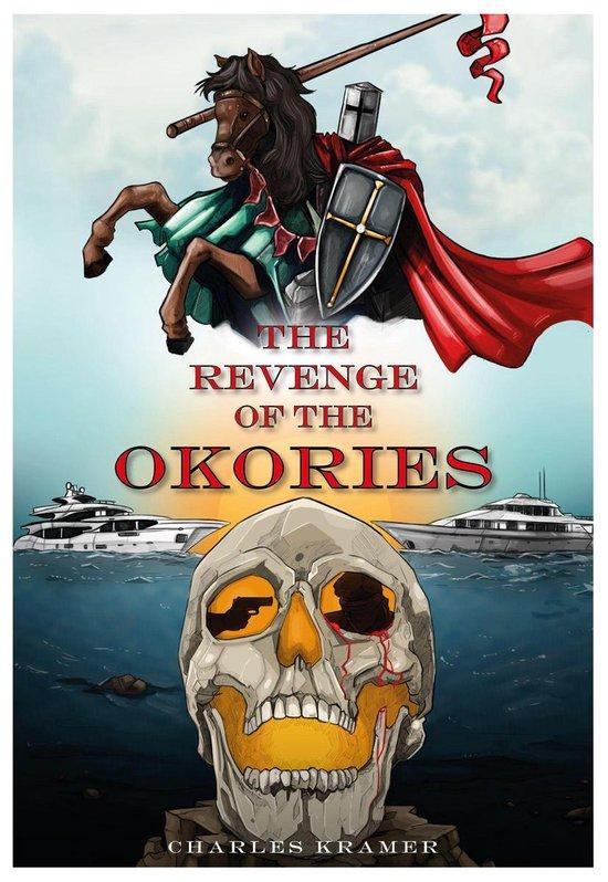 Omslag van The Revenge of The Okories