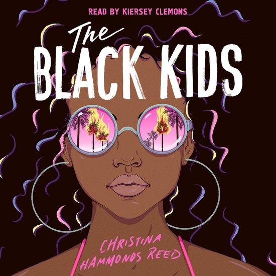 Boek cover The Black Kids van Christina Hammonds Reed (Onbekend)