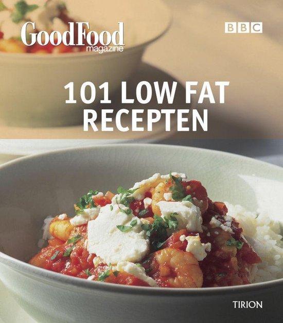 Cover van het boek '101 Low-fat recepten'