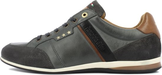 Pantofola d'Oro Roma Uomo Lage Donker Grijze Heren Sneaker 44