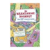 Boek cover De waanzinnige boomhut 9 - De waanzinnige boomhut van 117 verdiepingen van Andy Griffiths (Hardcover)