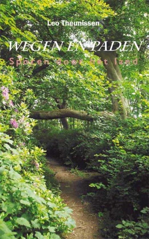 Cover van het boek 'Wegen en paden'